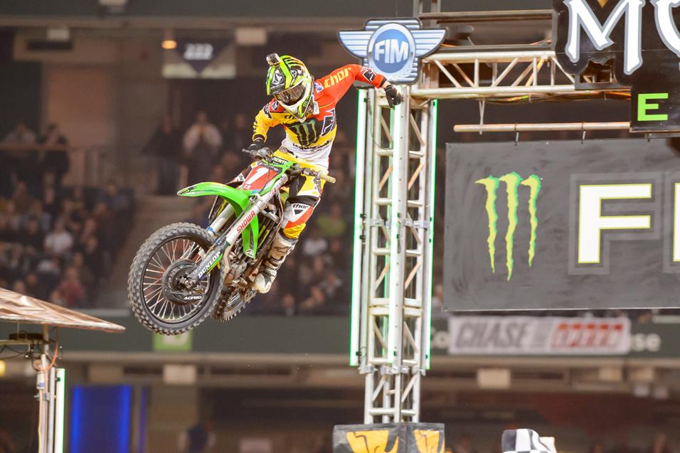 <strong>Monday</strong> Convo: Ryan Villopoto