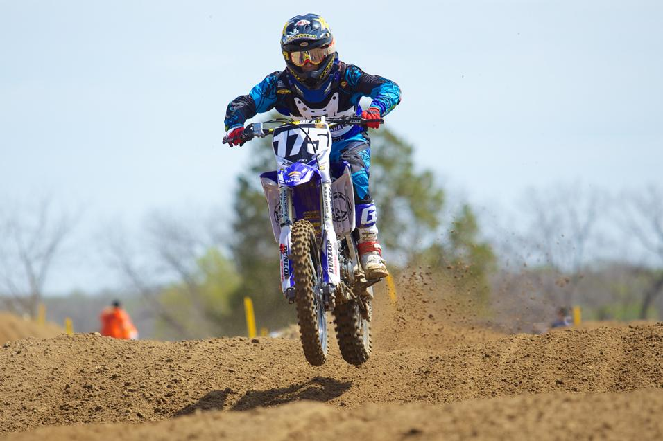 Between the Motos:  Cooper Webb