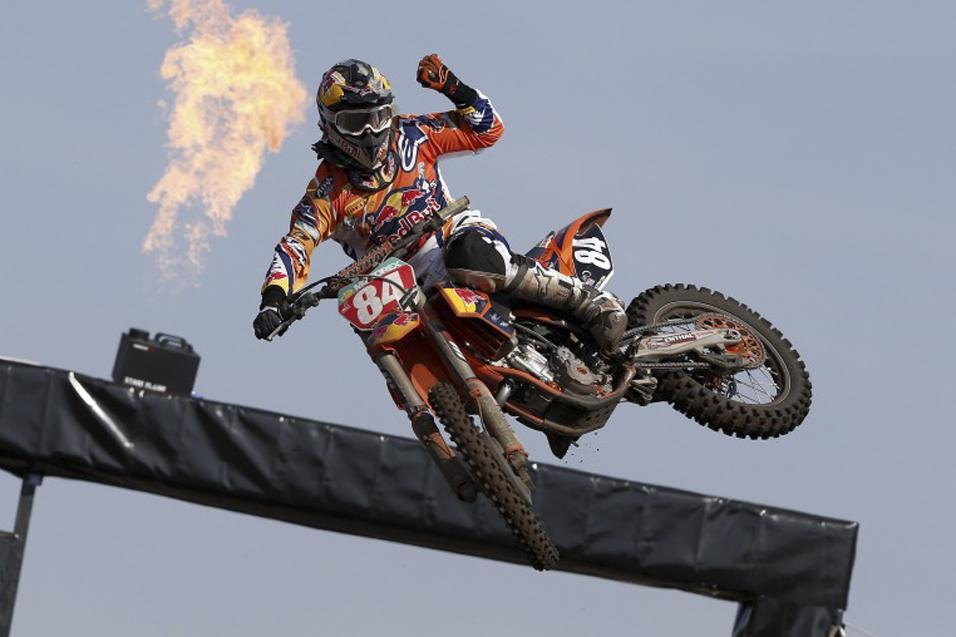 Racer X Race Report:  MXGP of the Netherlands