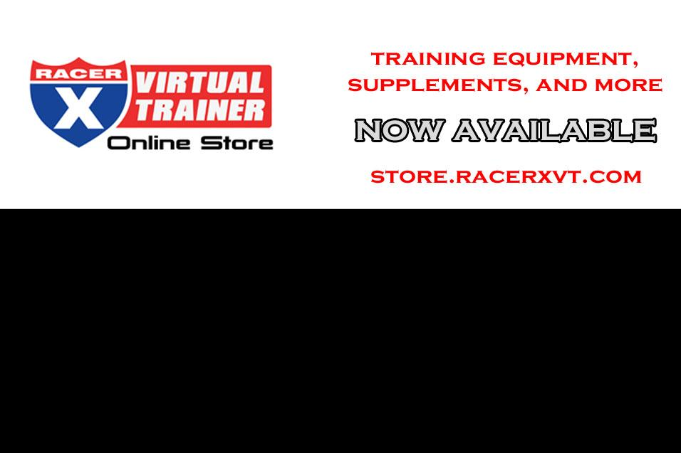 Racer X Virtual Trainer Online Store