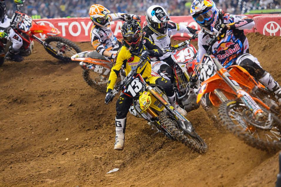 Racer X Race Report: Houston