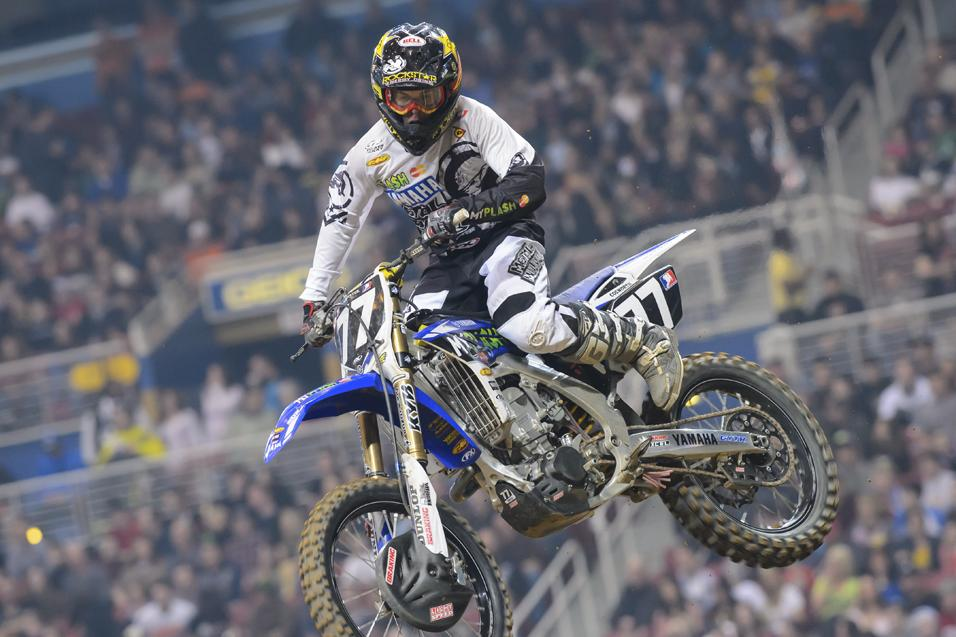 Who's been the best  250 rookie in 2013?