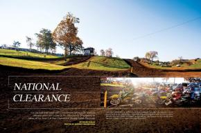 Southeastern fans have long wanted a round of Lucas Oil Pro Motocross to call their own, and Tennessee's Muddy Creek Raceway is finally making it happen. Page 190.