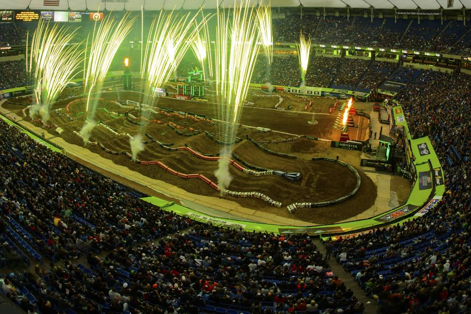 BTOSports Racer  X Podcast: Minneapolis