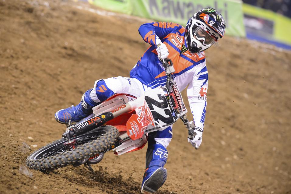 450 Words: Chad Reed