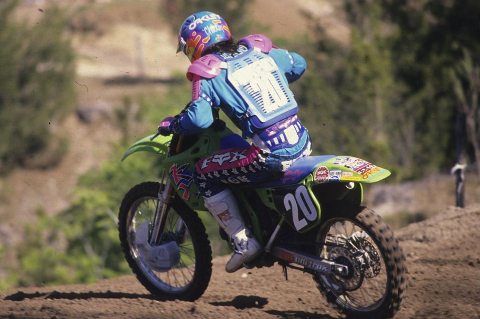 Between the Motos:  Jeff Matiasevich