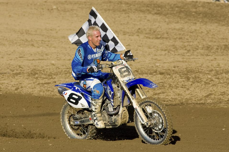 30 Greatest<br />  AMA Motocrossers:<br /> #29 Grant Langston
