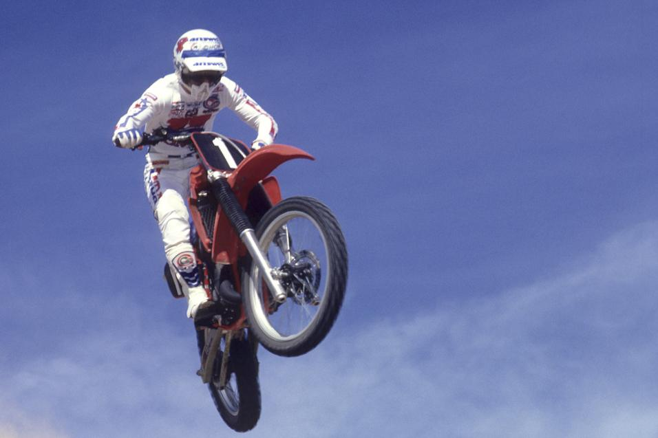 30 Greatest  AMA Motocrossers:  #30 Johnny O'Mara