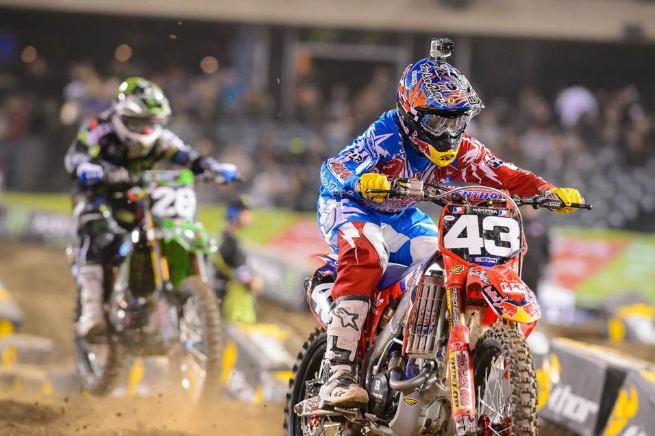 <strong>Going for the W:</strong> Cole Seely