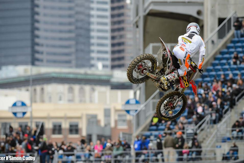 Seattle SX Practice Gallery