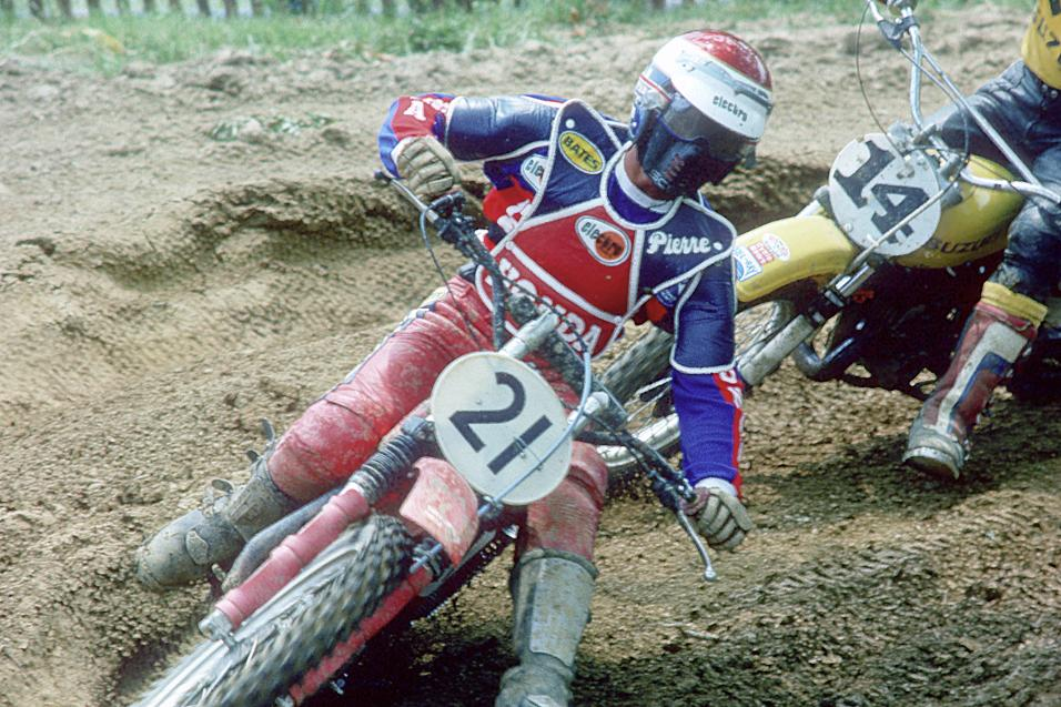 30 Greatest<br />  AMA Motocrossers:<br /> #27 Pierre Karsmakers