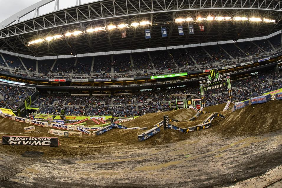 BTOSports Racer  X Podcast: Seattle