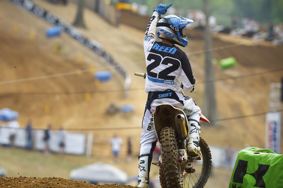 30 Greatest<br />  AMA Motocrossers:<br /> #24 Chad Reed