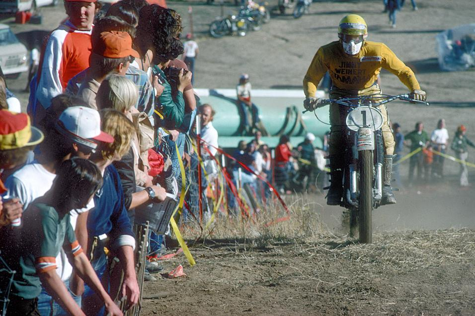 30 Greatest<br />  AMA Motocrossers:<br /> #23 Jimmy Weinert