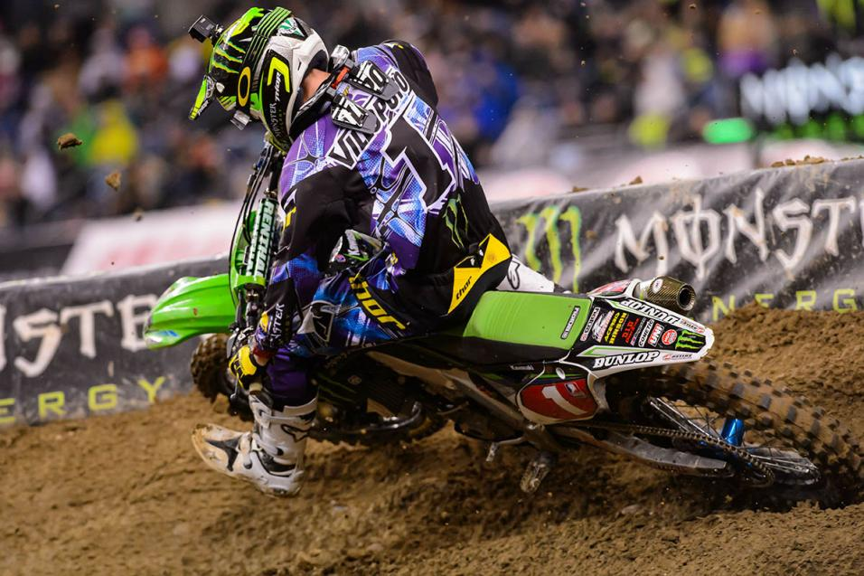 <strong>Going for the W:</strong> Ryan Villopoto