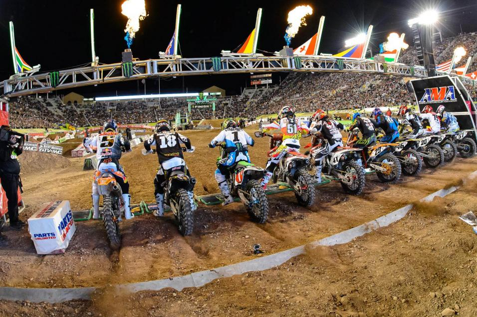 Racer X<br /> <strong>Race Report:</strong> Salt Lake City
