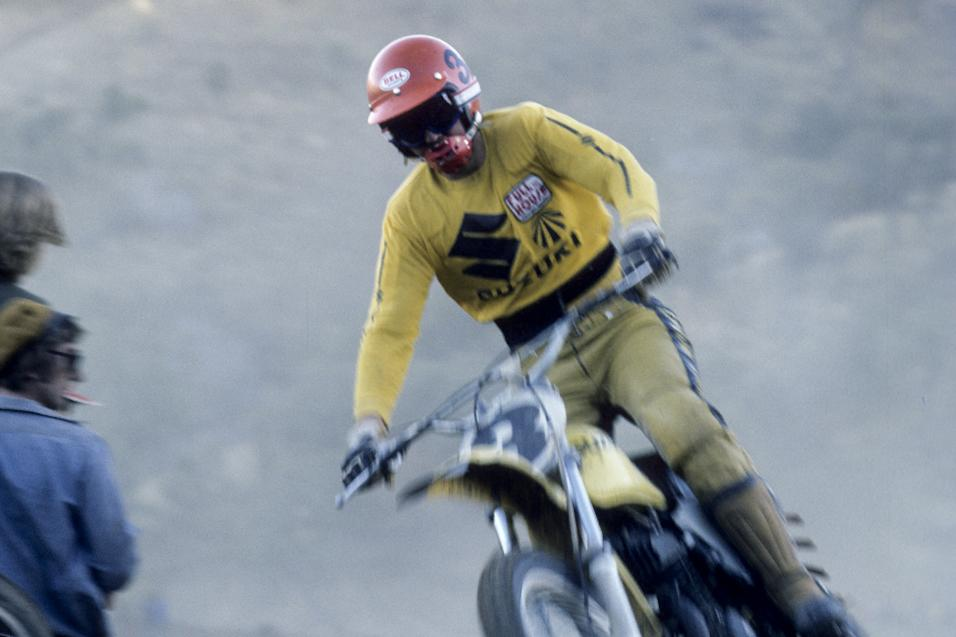 30 Greatest<br />  AMA Motocrossers:<br /> #21 Tony DiStefano