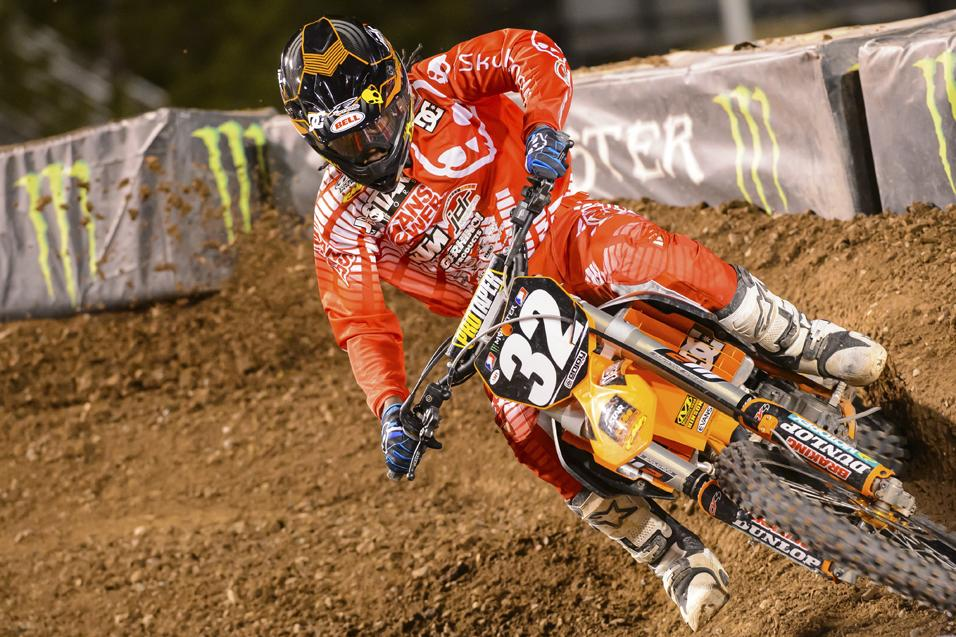 Racer X Notebook:  Salt Lake City