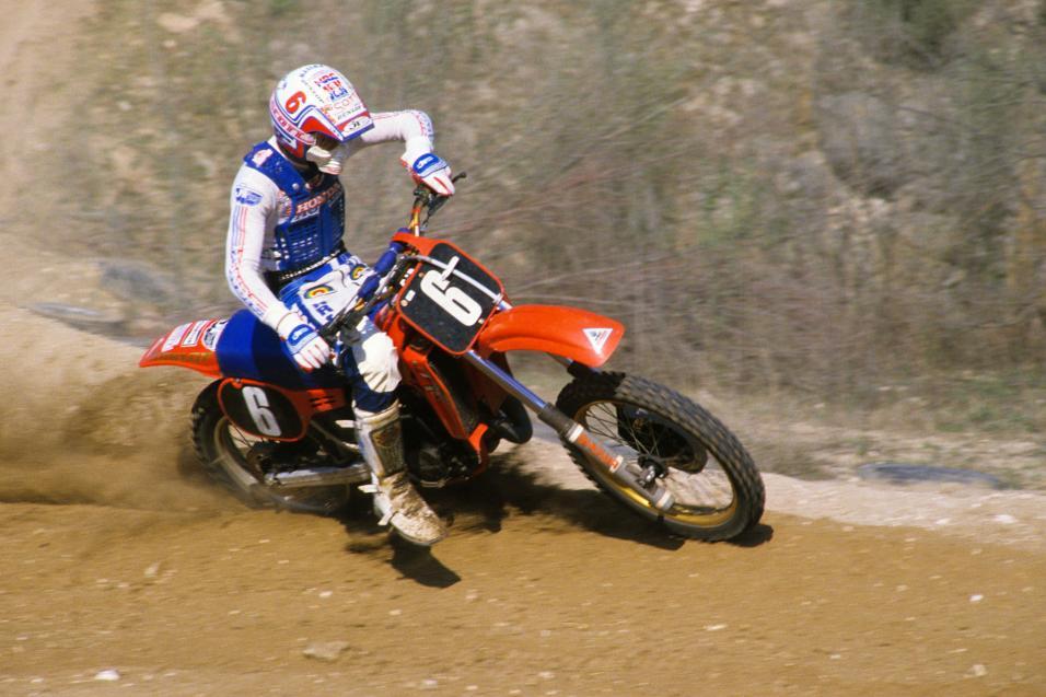 30 Greatest   AMA Motocrossers:  #19 Ron Lechien