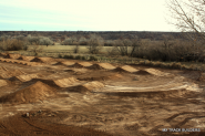 Supercross Track Built at Moto Ranch
