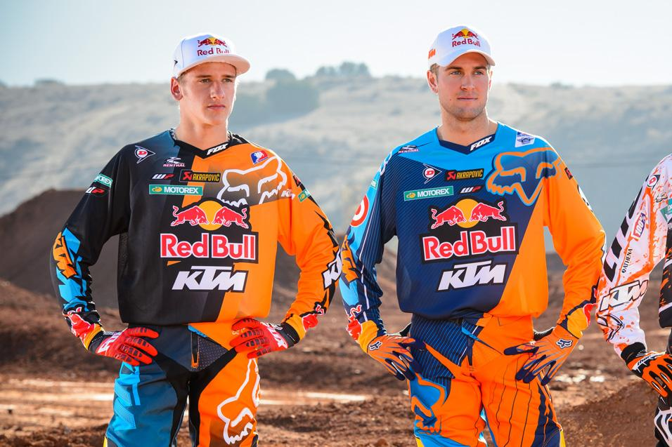 Racer X Films: Greatest  Hits, Dungey and Roczen
