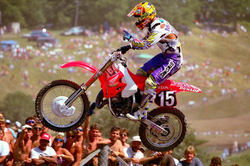 30 Greatest<br />  AMA Motocrossers:<br /> #18 Jeremy McGrath