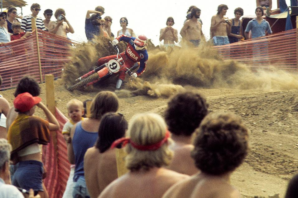 30 Greatest<br />  AMA Motocrossers:<br /> #16 Marty Smith