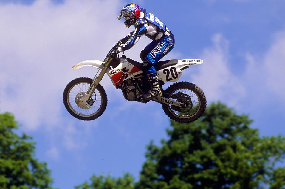 30 Greatest   AMA Motocrossers:  #15 Doug Henry