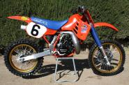 Your Collection: 1986 Honda CR250
