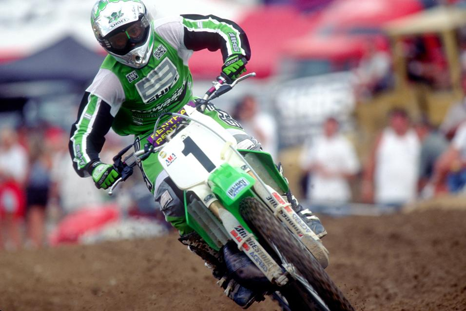 30 Greatest<br />  AMA Motocrossers:<br /> #11 Jeff Emig