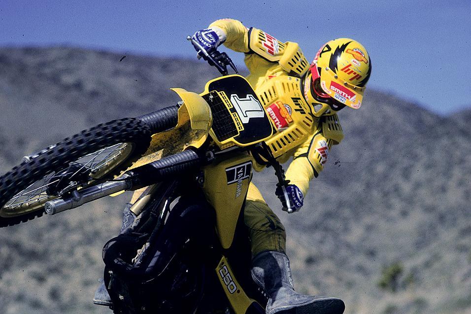 Rev Up: Motocross