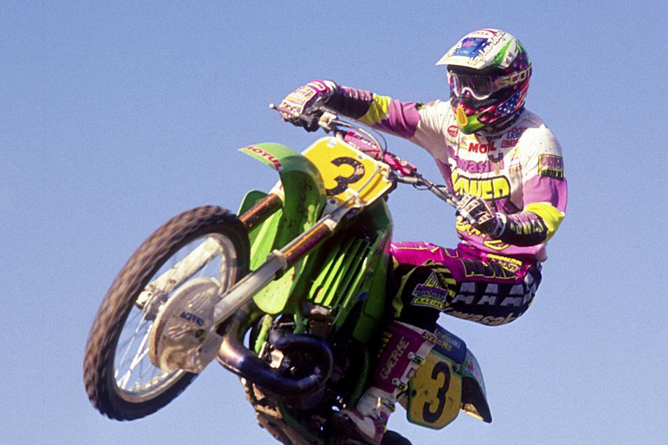 30 Greatest   AMA Motocrossers:  #8 Mike Kiedrowski