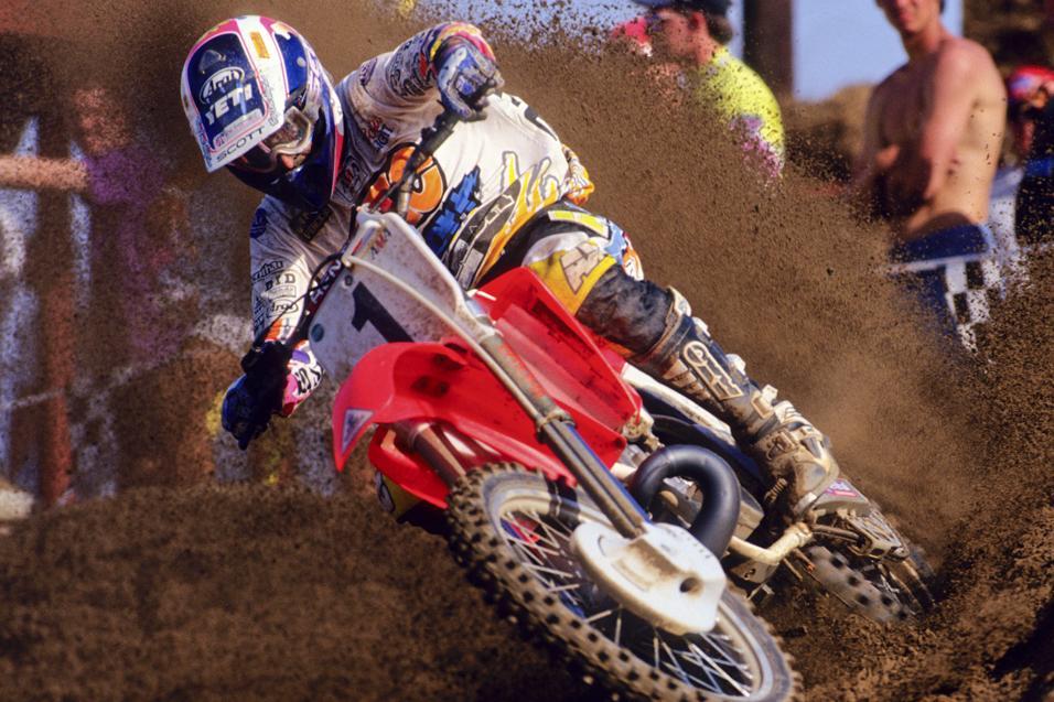30 Greatest   AMA Motocrossers:  #7 Jeff Stanton