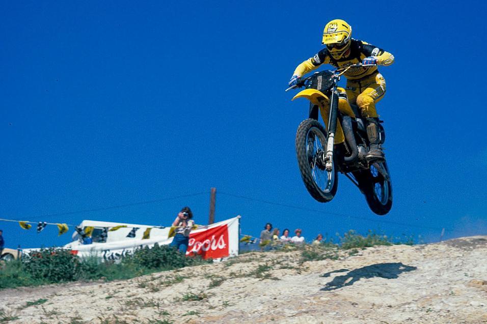 30 Greatest   AMA Motocrossers:  #6 Broc Glover
