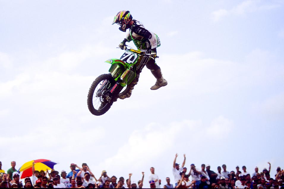 Bench Racing Ammo:  All-time Motocross Wins