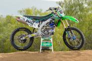 Racer X Tested: 2013  Kawasaki KX450F