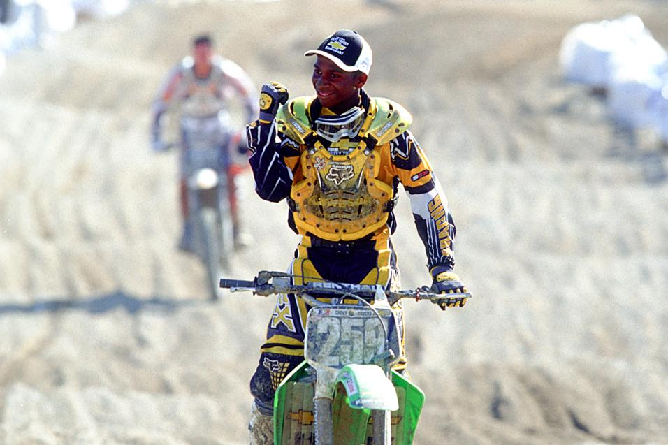 30 Greatest<br />  AMA Motocrossers:<br /> #5 James Stewart