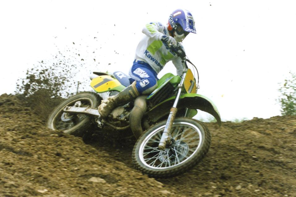 30 Greatest<br />  AMA Motocrossers:<br /> #4 Jeff Ward