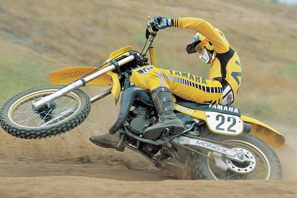 30 Greatest<br />  AMA Motocrossers:<br /> #3 Rick Johnson