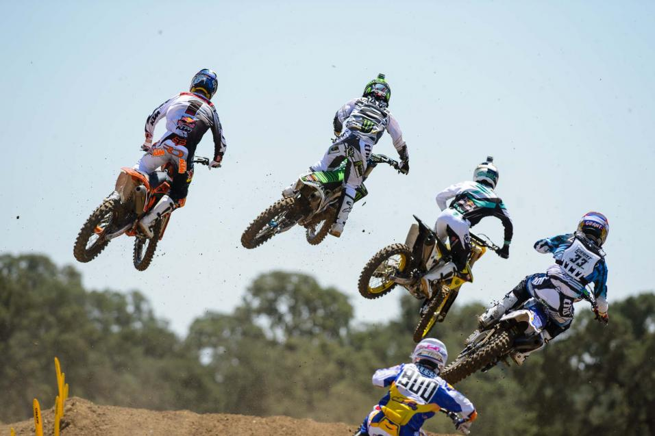 Racer X<br /> <strong>Race Report:</strong> Hangtown