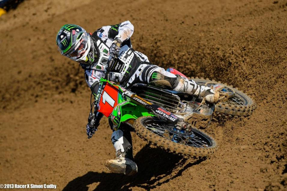 Racer X Motocross  Show: Hangtown