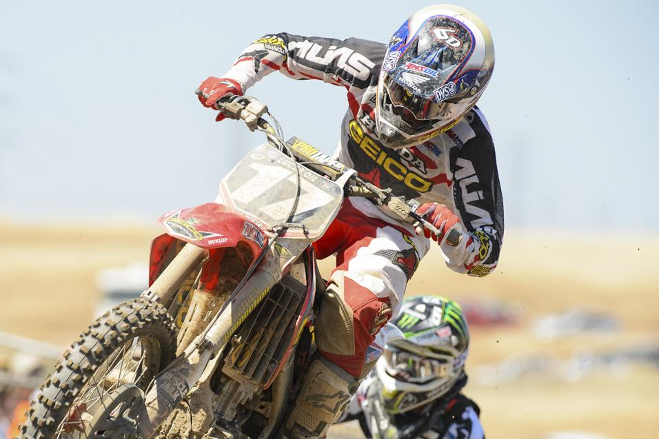 Sign of the  Lap Times: Hangtown