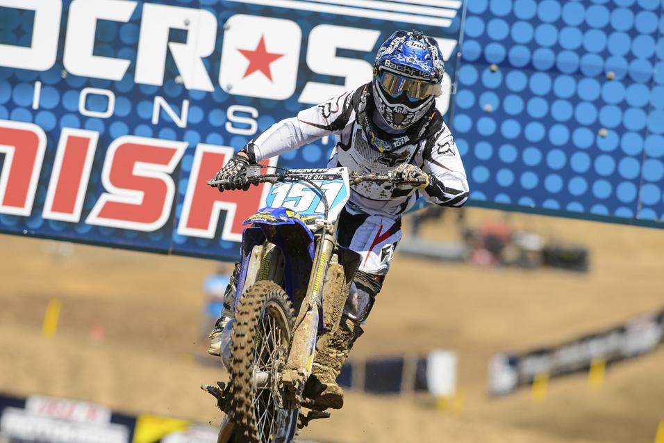 Between The  Motos: Courtney Duncan