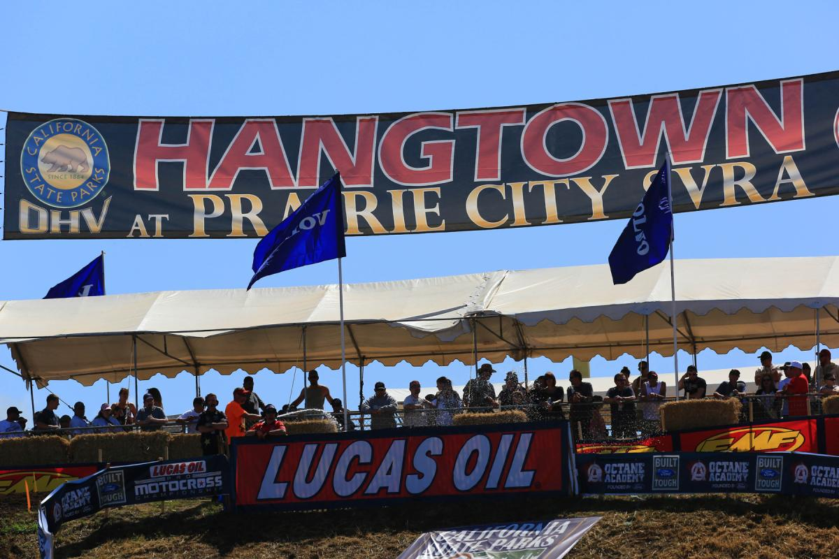 A Different View: Hangtown