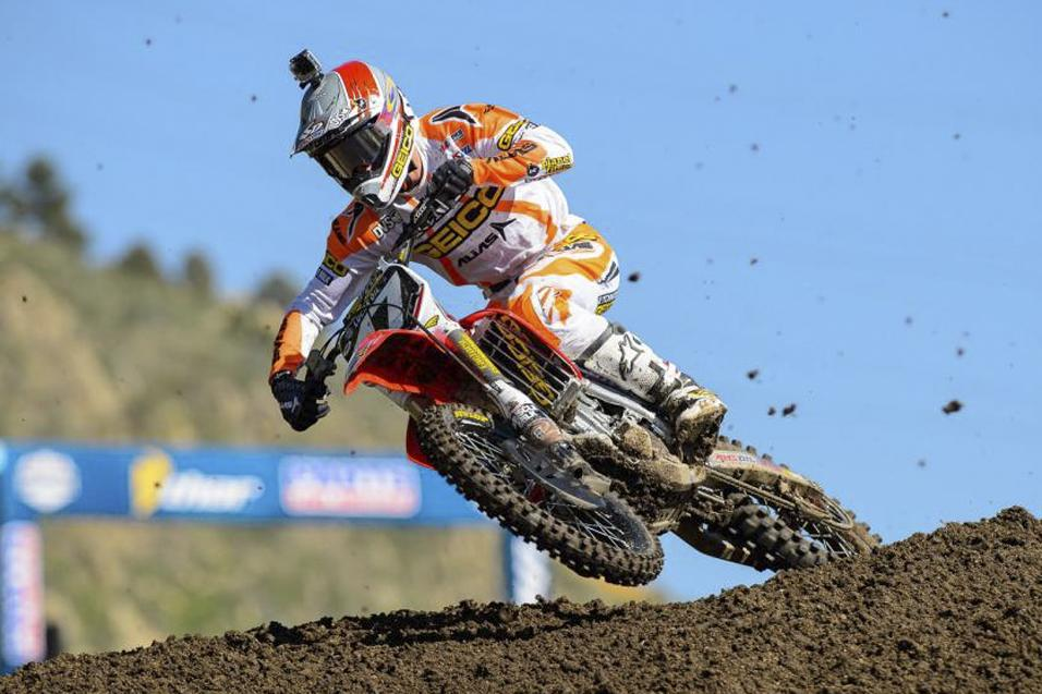 Thunder Valley Practice Report