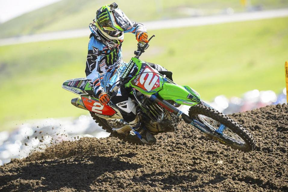 Thunder Valley:<br /> 450 Moto 1 Report