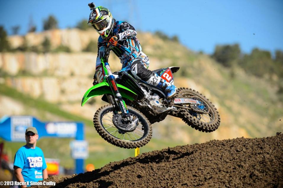 Thunder Valley: 450 Moto 2 Race Report