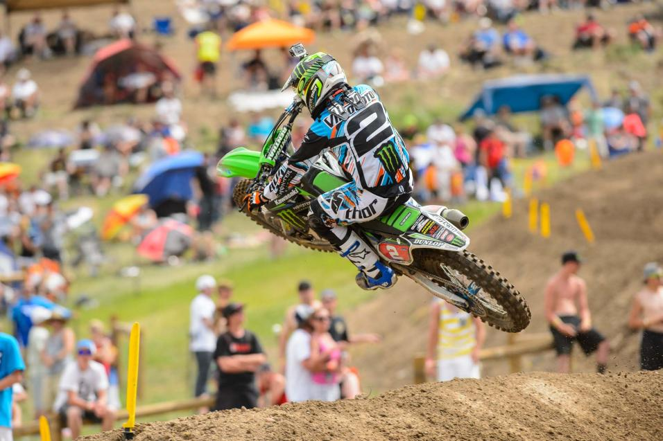 Racer X<br /> <strong>Race Report:</strong> Thunder Valley