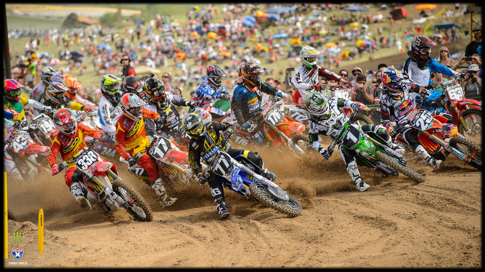 Thunder Valley Wallpapers Motocross Racer X Online