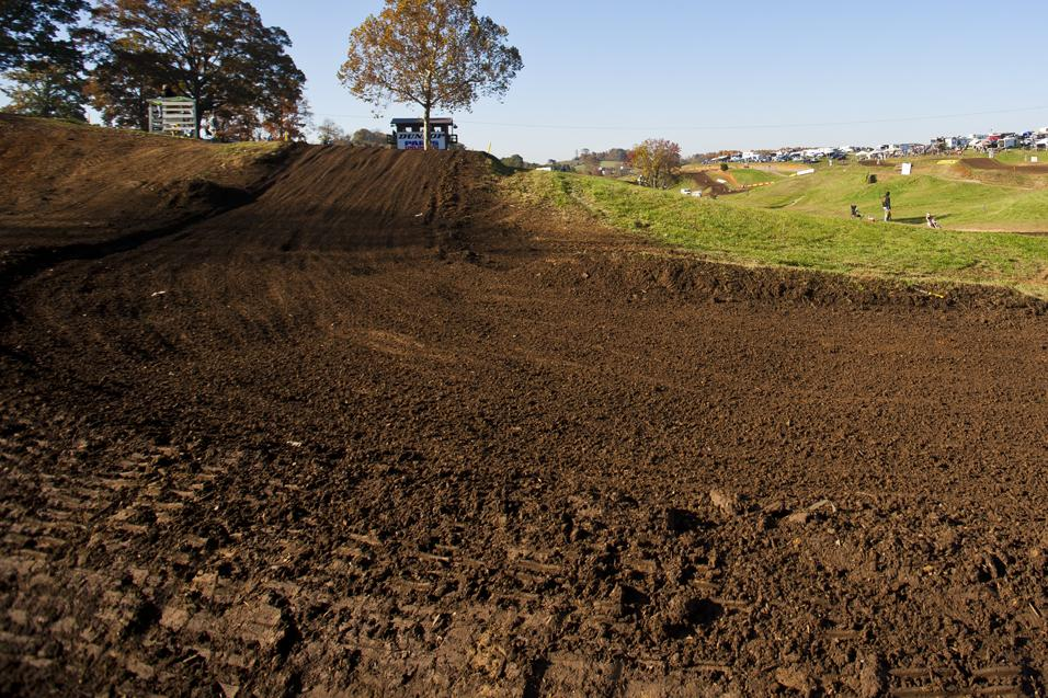 Muddy Creek Animated Track Map